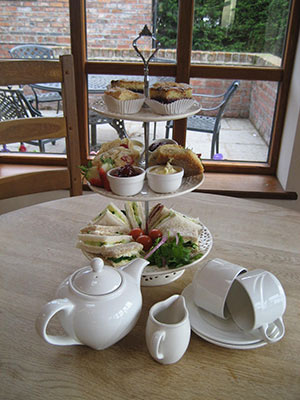 Tea Room in Sandbach